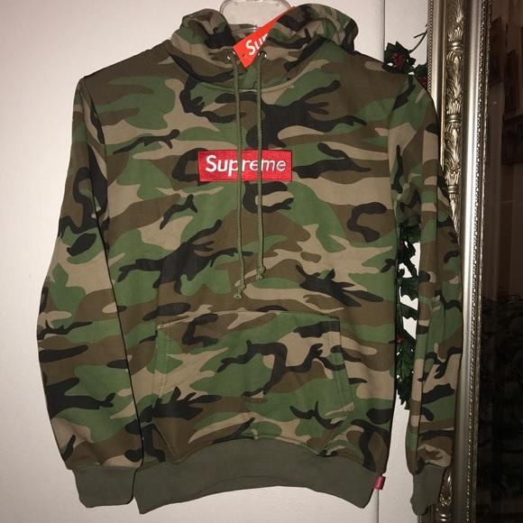 a87755d9288f Supreme camo hoodie